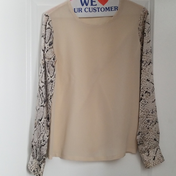 Equipment Tops - Beautiful Like New EQUIPMENT Blouse XS
